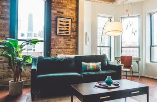 Ombyggning av leilighet